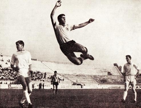 AEK Athens v Stirling Albion, 1966