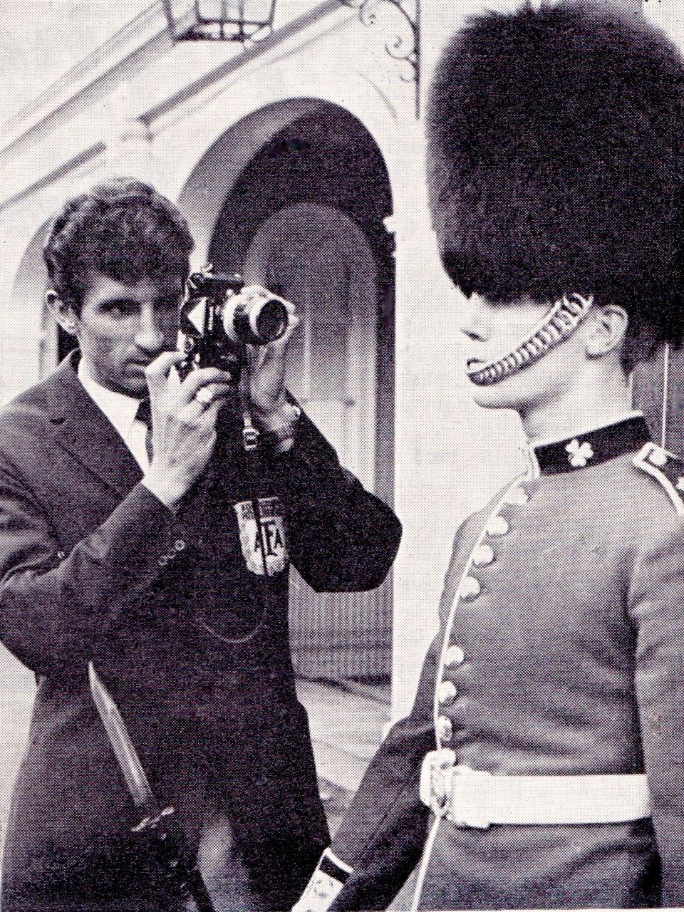Antonio Rattin in England, 1966