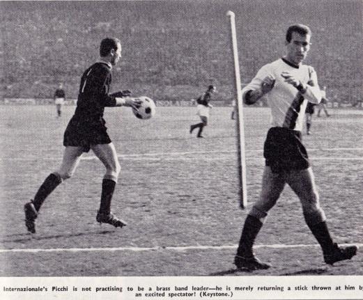 Armando Picchi, Inter