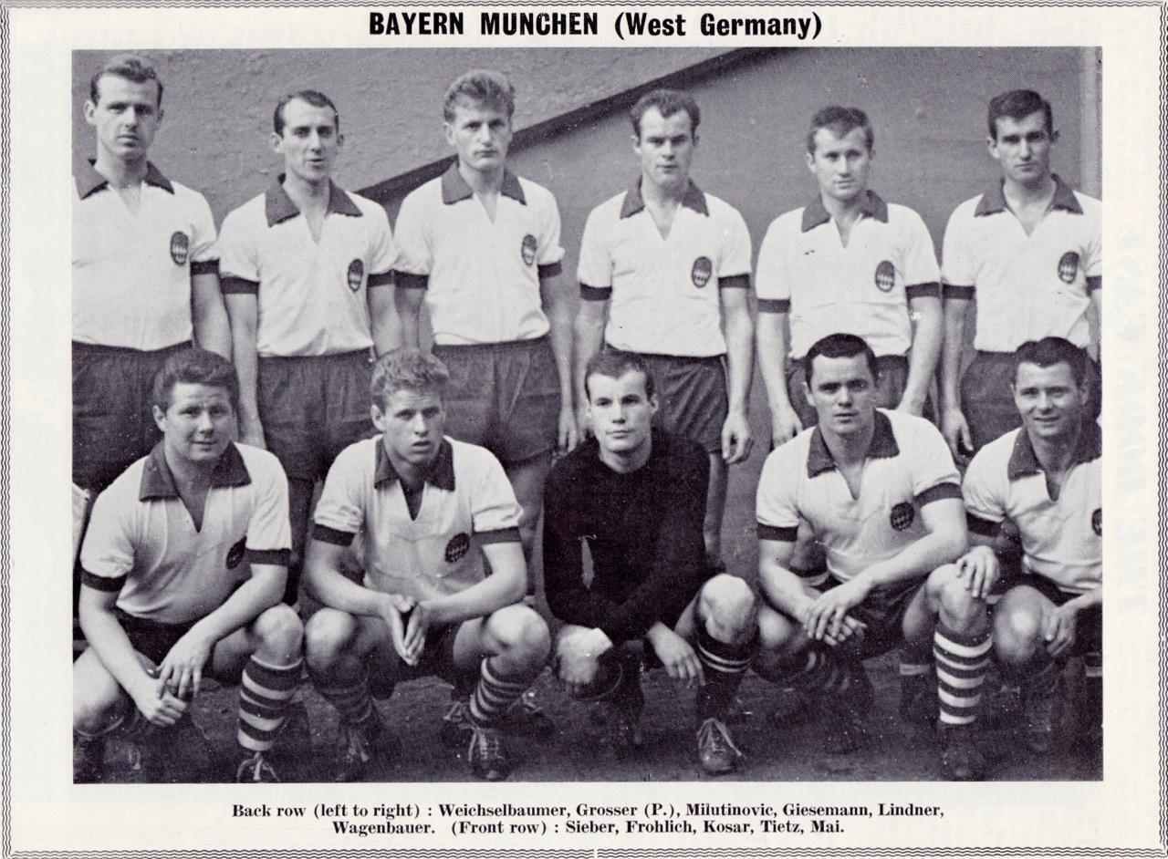 Resultado de imagem para bayern munchen 1930