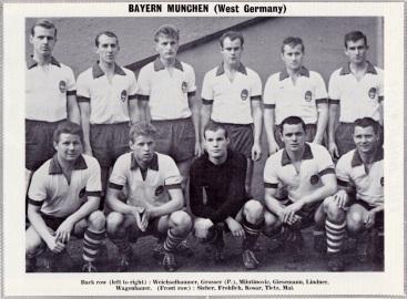 Bayern Munich 1961