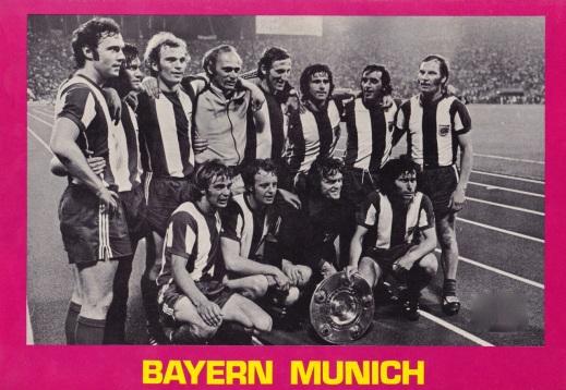 Bayern Munich 1973
