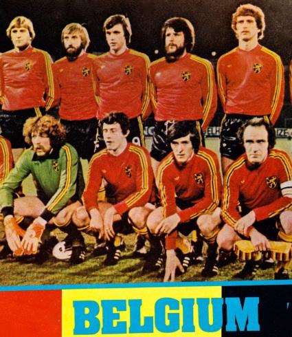 Belgium 1980