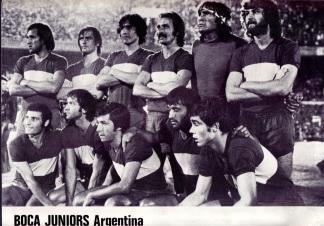 Boca Juniors, 1977
