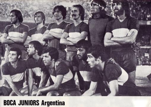 Boca Juniors 1980