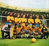 Brazil at Wembley, 1963