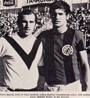Carlos Bianchi & Rodolfo Fischer, 1971