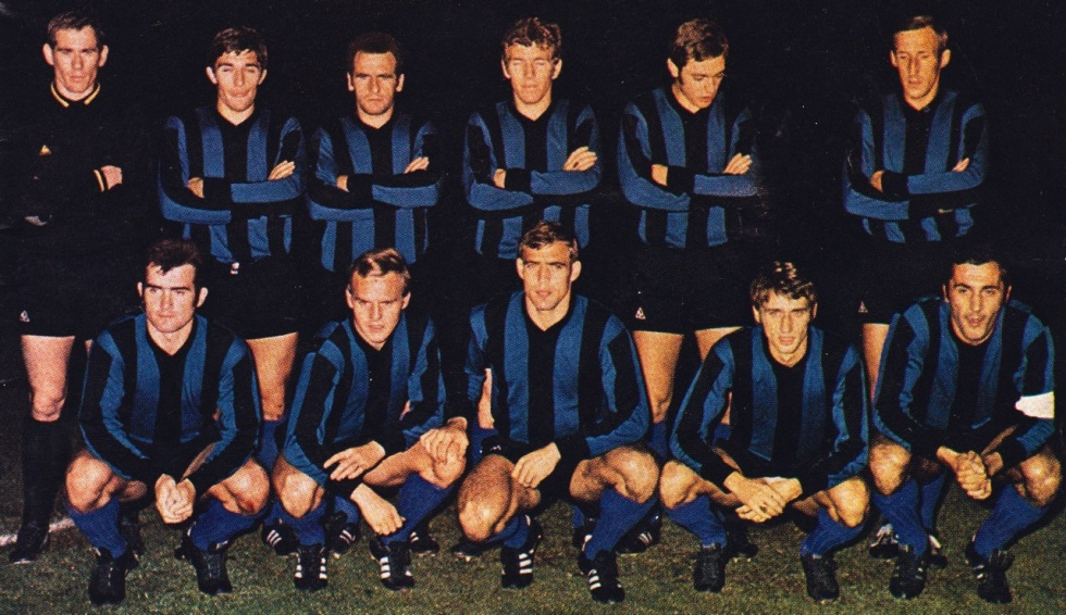 Club Brugge 1971