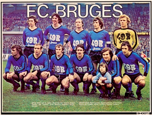 Club Brugge 1977
