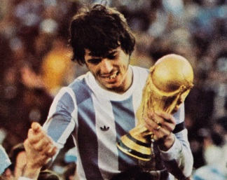 Daniel Passarella, Argentina 1978
