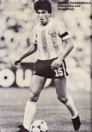Daniel Passarella, Argentina 1985