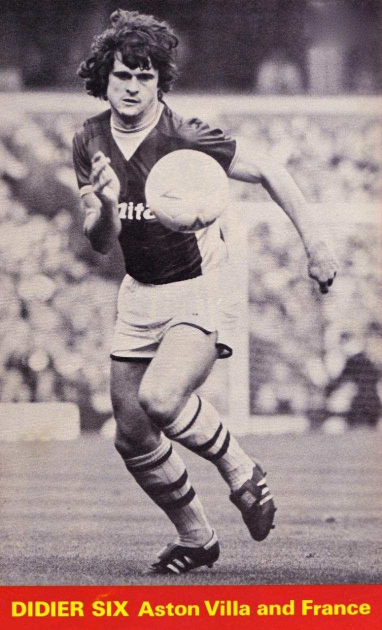 Didier Six, Aston Villa 1984