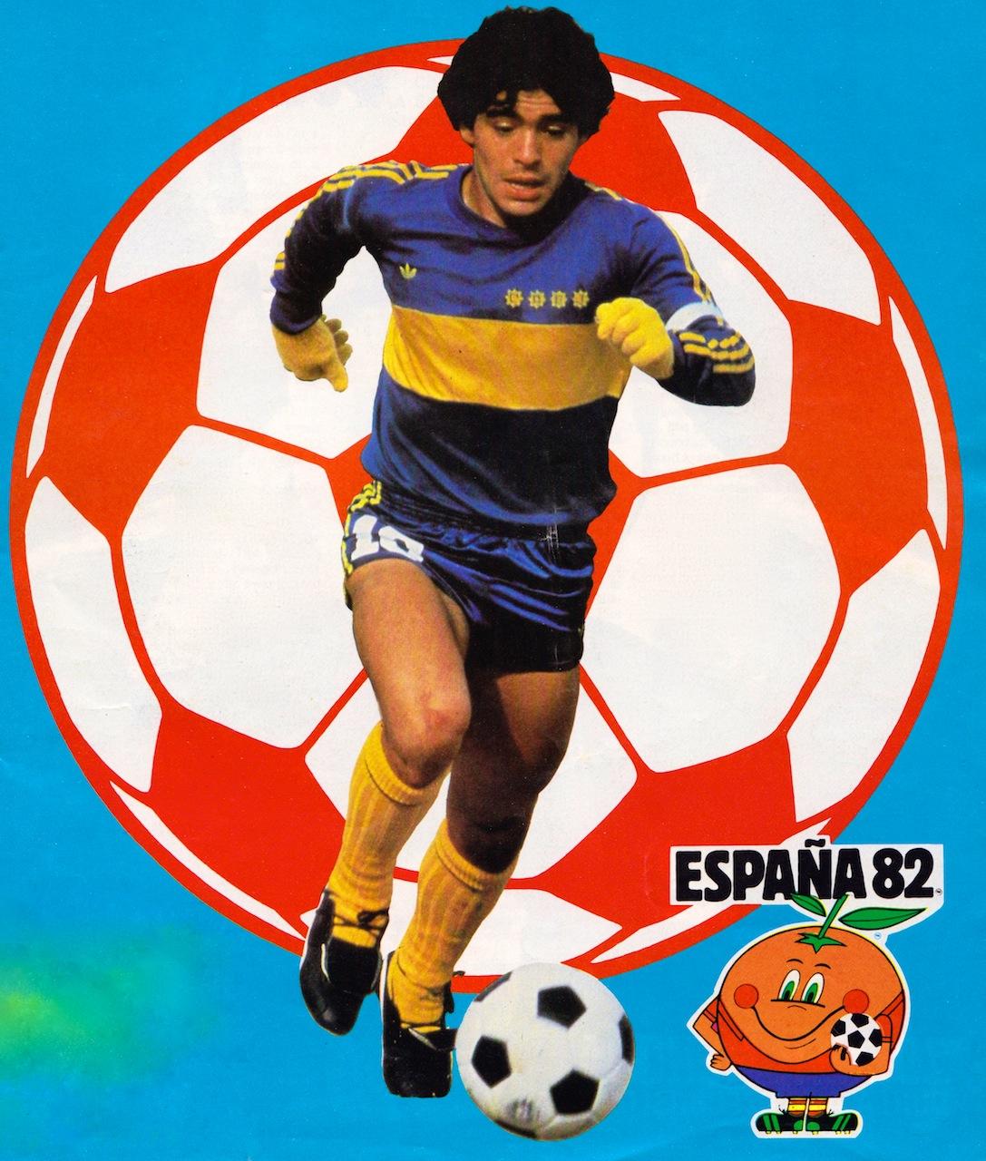 Argentina Vintage 1980-83 – Beyond The Last Man