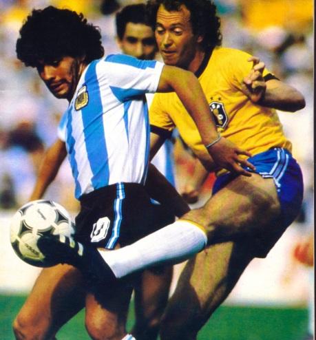 Diego Maradona, Argentina 1983