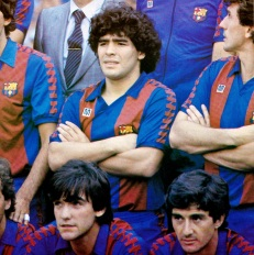 Diego Maradona, Barcelona 1983