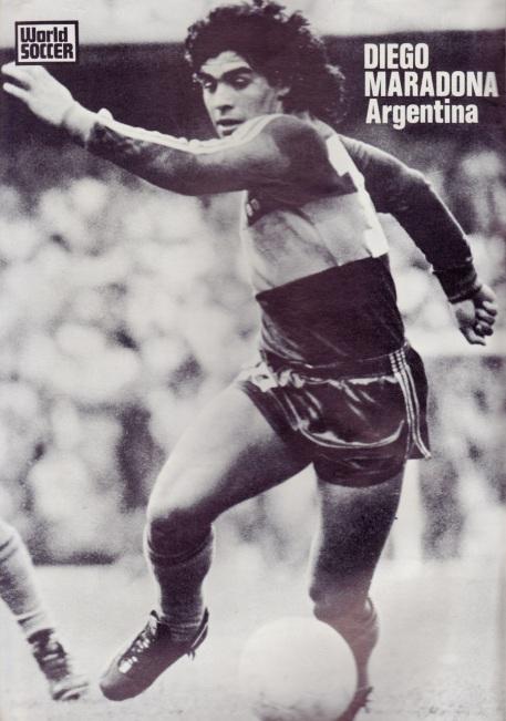 Diego Maradona, Boca Juniors 1981