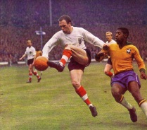 England v Brazil, 1963