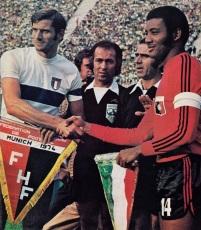 Facchetti, Italy v Haiti, 1974 World Cup