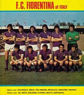 Fiorentina 1972