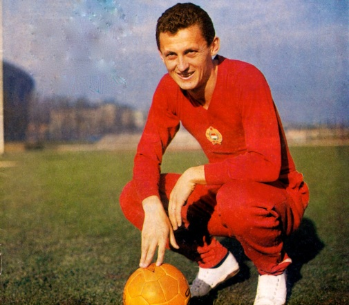 Florian Albert, Hungary 1966