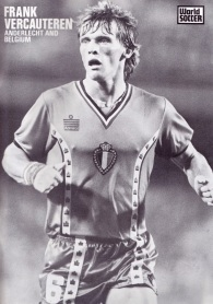 Frankie Vercauteren 1982