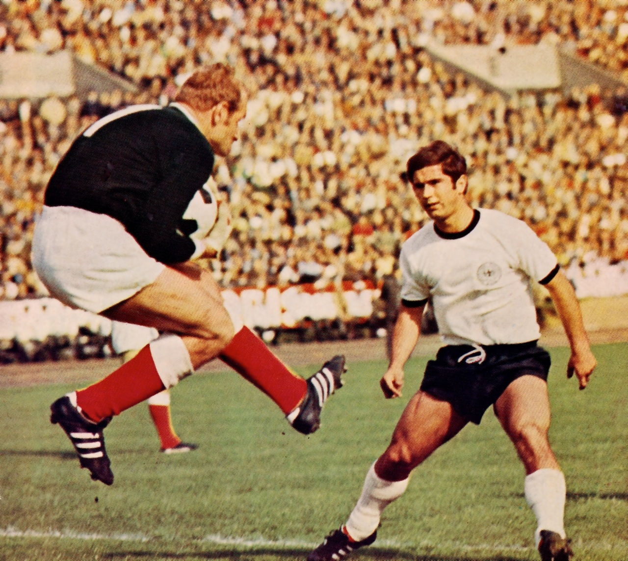 West Germany Vintage 1966 70 – Beyond The Last Man