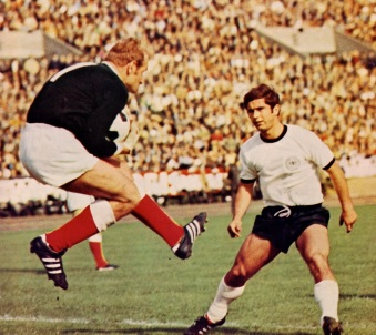 Gerd Muller, West Germany 1969