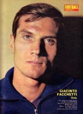 Giacinto Facchetti, Italy 1970