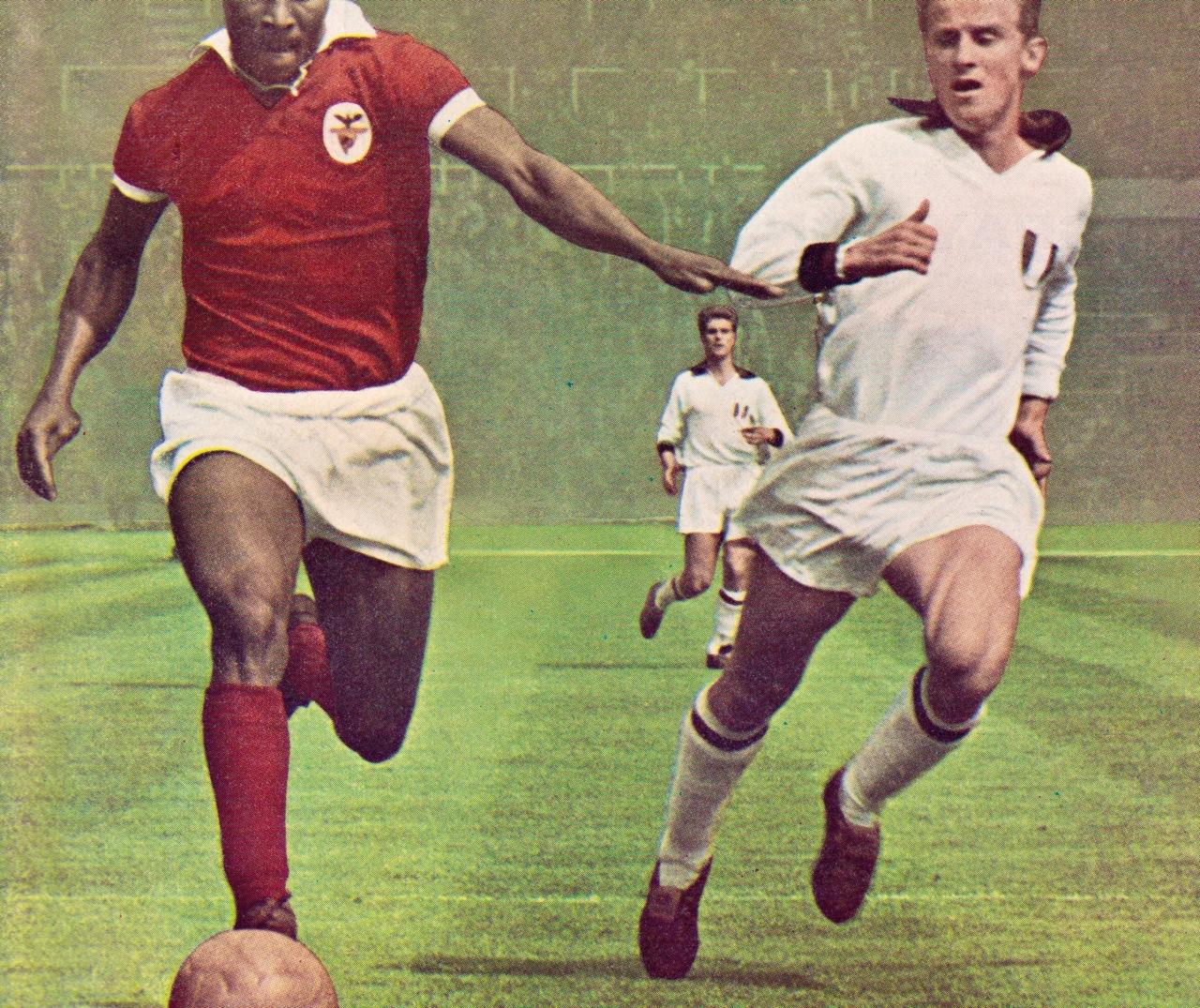 Resultado de imagem para benfica 1960s