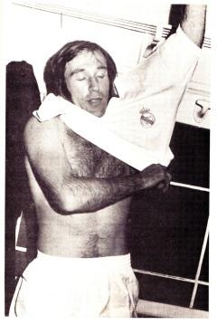Gunter Netzer, Real Madrid 1973