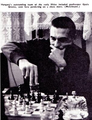Gyuly Grosics, 1962