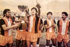 Ivan Zamorano, Cobreandino 1985