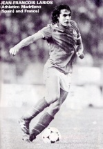 Jean-Francois Larios, France 1983