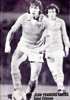 Jean-Francois Larios, Saint Etienne 1981