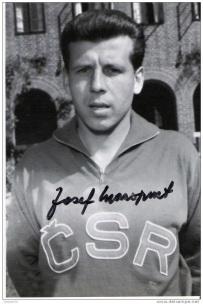 Josef Masopust, Dukla Prague 1962