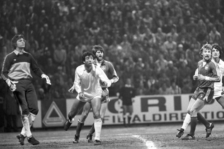 Kaiserslautern 5 Real Madrid 0, 1982