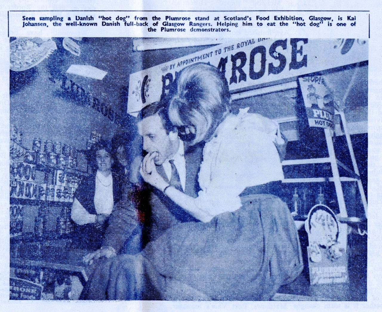 Kaj Johansen, Rangers 1966-2 – Beyond The Last Man