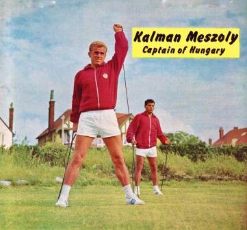 Kalman Meszoly, Hungary 1968