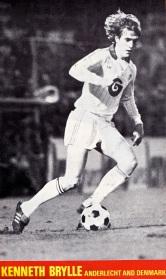 Kenneth Brylle, Anderlecht 1982
