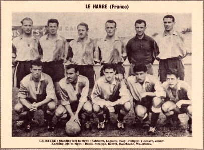 Le Havre 1960