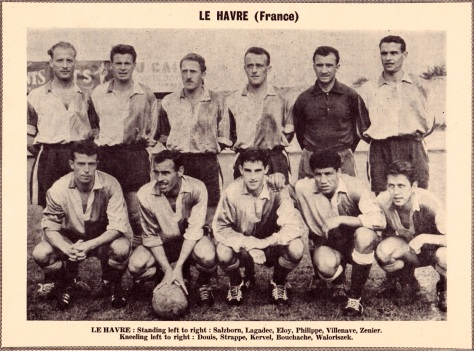 Le Havre 1960