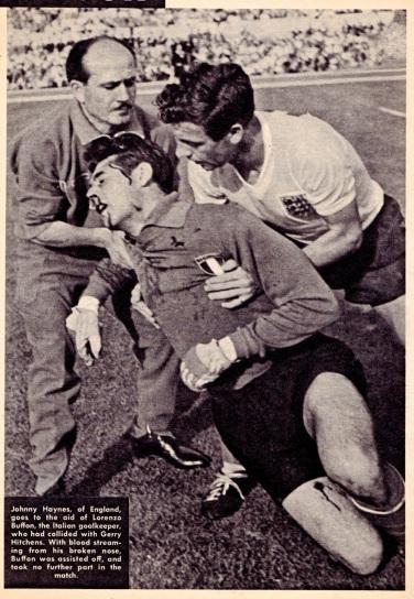 Lorenzo Buffon, Italy 1961