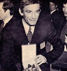 Luigi Riva, Italian Player Of The Year 1970