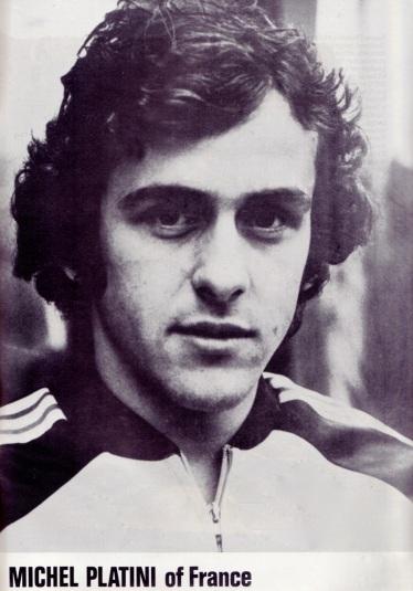 Michel Platini, France 1978