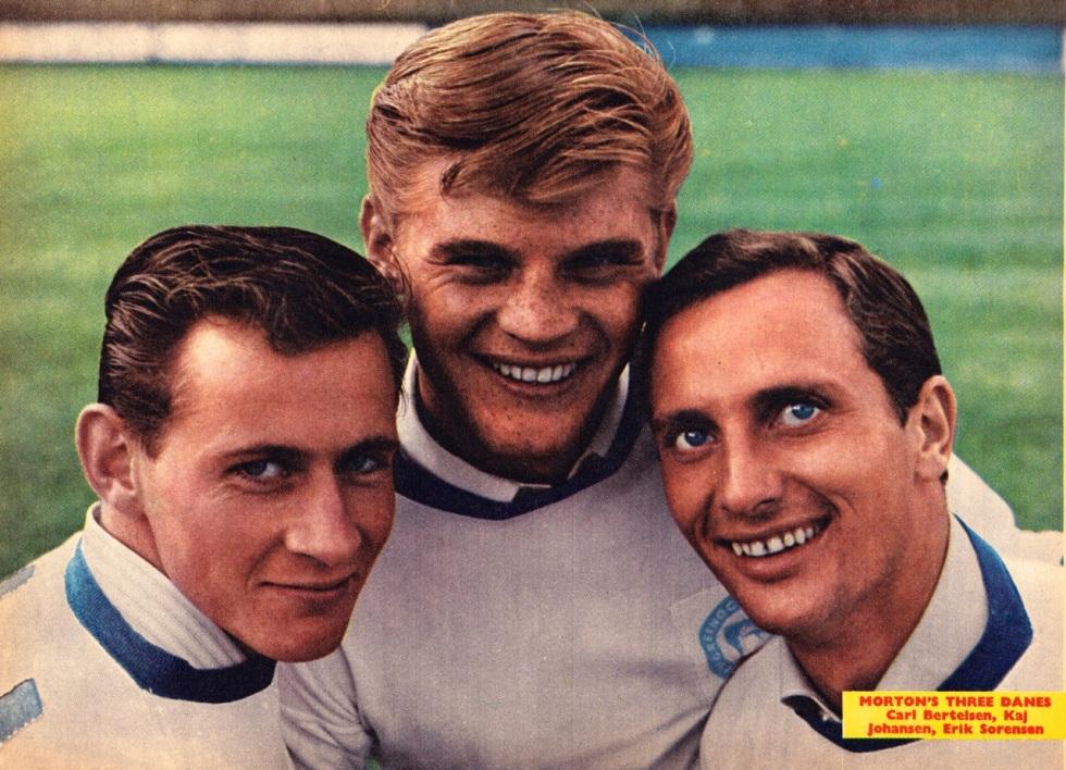 Morton's Danes, 1964