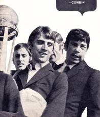 Nestor Combin, Milan, World Club Cup 1969