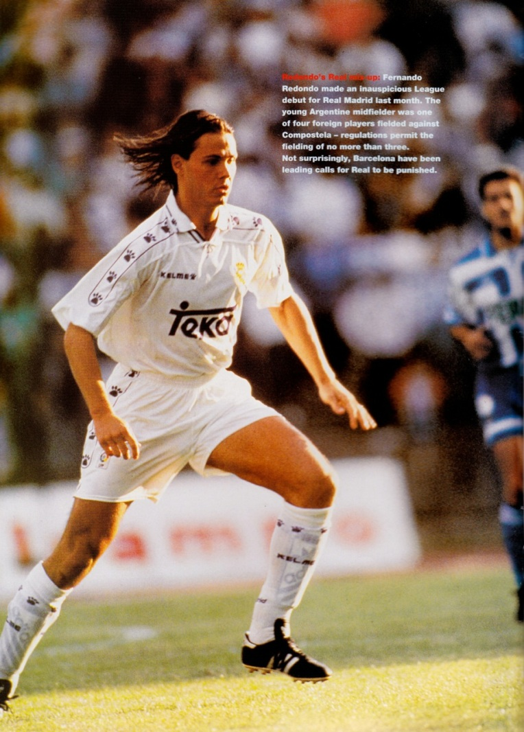 Oscar Ruggeri, Real Madrid 1994