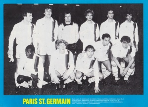 Paris St.Germain 1983