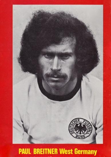 Paul Bretiner, West Germany 1974
