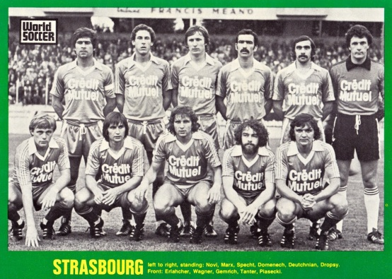 Racing Strasbourg 1979